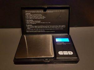Digitalwaage 0,0001 Gramm